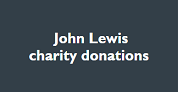 John Lewis Charity Donations