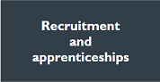 Recruitment and Apprenticeships