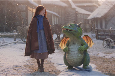 JOHN LEWIS & PARTNERS AND WAITROSE & PARTNERS LAUNCH FIRST EVER JOINT CHRISTMAS TV ADVERT, 'EXCITABLE EDGAR'