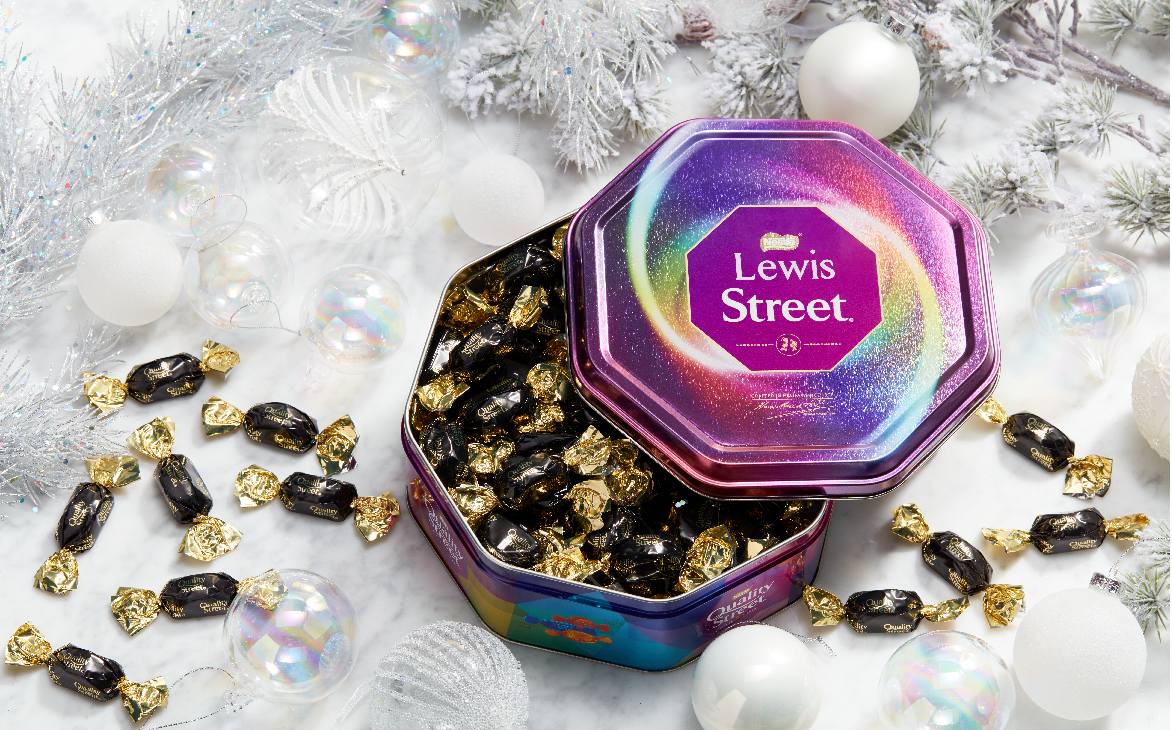 JOHN LEWIS & PARTNERS ANNOUNCES NEW, EXCLUSIVE QUALITY STREET SWEET