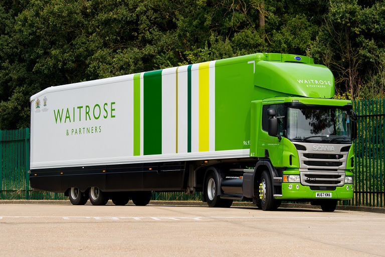 WAITROSE & PARTNERS ANNOUNCES PLANS TO TREBLE THE SIZE OF ITS ONLINE OPERATIONS