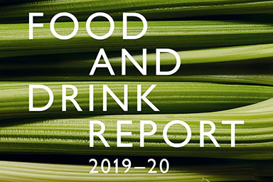 WAITROSE & PARTNERS FOOD AND DRINK REPORT 2019: A RETURN TO KINDNESS