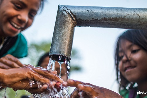 THE JOHN LEWIS FOUNDATION LAUNCHES PARTNERSHIP WITH WATERAID