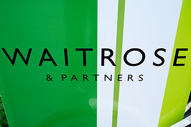 WAITROSE & PARTNERS TO SELL FIVE SHOPS