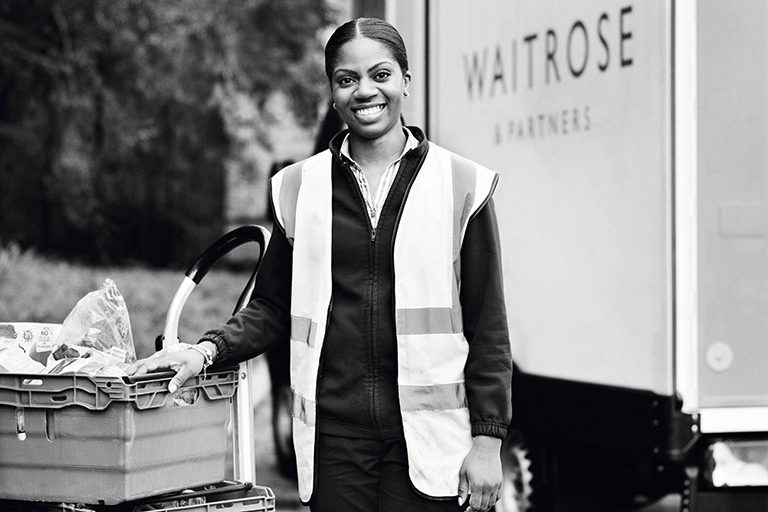 WAITROSE & PARTNERS ANNOUNCES NEW CUSTOMER FULFILMENT CENTRE IN ENFIELD