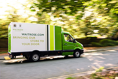 NEW WAITROSE.COM CENTRE TO DOUBLE GROCERY DELIVERIES TO CUSTOMERS IN LONDON